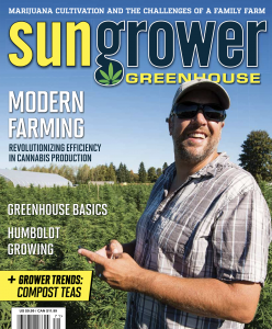 sungrower magazine modern hemp farming CBD oil