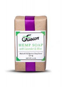 cbd hemp extract soap full spectrum