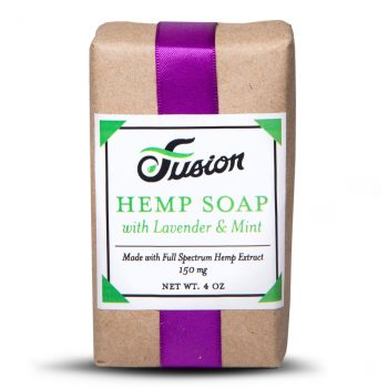 cbd hemp extract soap full spectrum