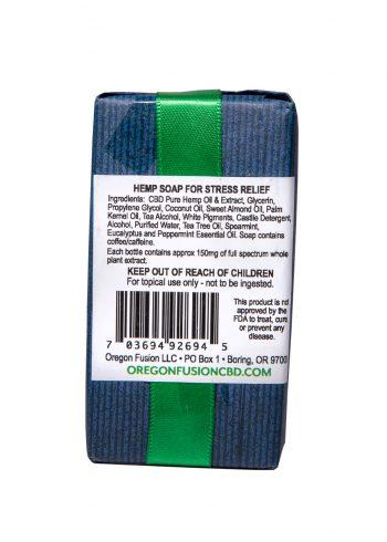 soap hemp cbd stress anxiety
