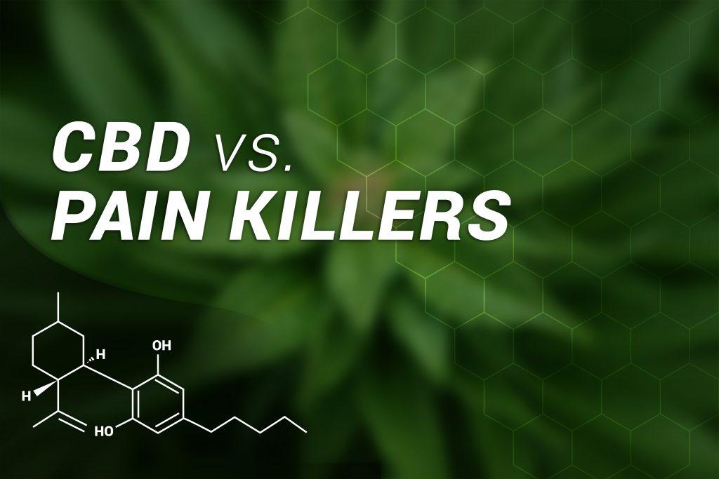 cbd vs pain killers the truth