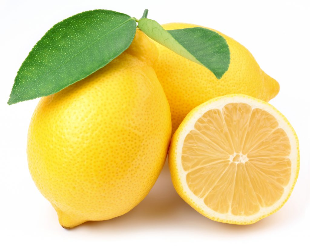 cbd terpenes lemons