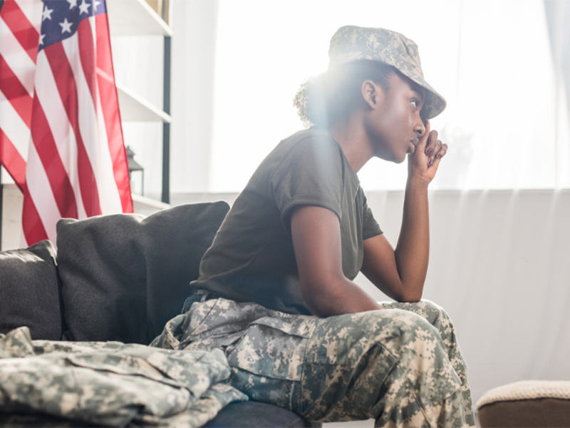 PTSD and CBD for Veterans