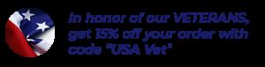 cbd hemp discount for veterans